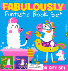 Fabulously Funtastic Set of 2: When I Play & Before I Say Goodnight (Board Book)