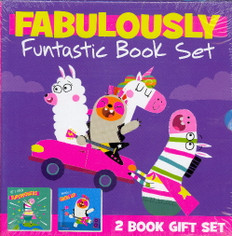 Fabulously Funtastic Set of 2: If I Had Superpowers & When I Grow Up (Board Book)