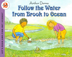 Follow the Water from Brook to Ocean (Let's-Read-and-Find-Out Science 2) (Paperback)
