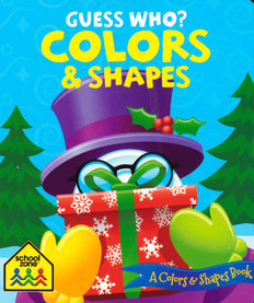Guess Who? Colors & Shapes (Board Book)