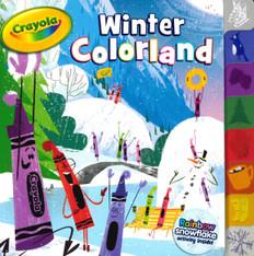 Winter Colorland (Board Book)