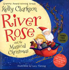 River Rose and the Magical Christmas: Signed First Edition (Hardcover)