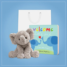 Welcome Little One Gift Set (Board Book)