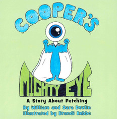 Cooper's Mighty Eye (Paperback)