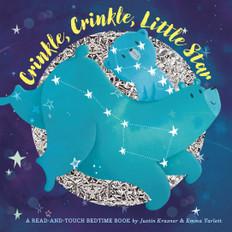Crinkle, Crinkle, Little Star (Board Book)