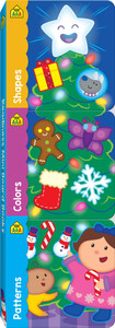 Christmas Tree Readiness: Colors, Patterns, Shapes (Board Book)