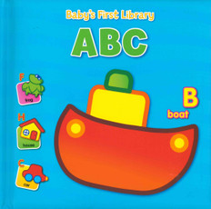 Baby's First Library:  ABC (Padded Board Book)