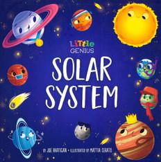 Little Genius: Solar System (Board Book)