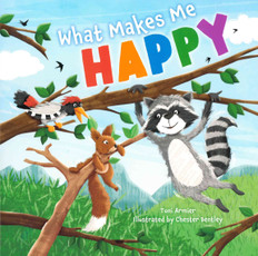 What Makes Me Happy (Board Book)