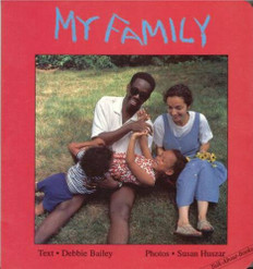 My Family (Board Book)-Clearance Book/Non-Returnable