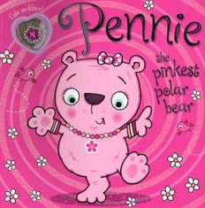 Pennie the Pinkest Polar Bear (Paperback)
