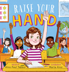 Raise Your Hand (Hardcover)