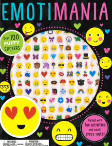 Emotimania (Paperback)-Clearance Book/Non-Returnable