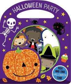 Halloween Party (Board Book)