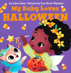 My Baby Loves Halloween (Board Book)-Clearance Book/Non-Returnable