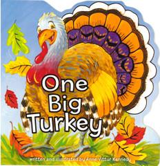 One Big Turkey (Board Book)