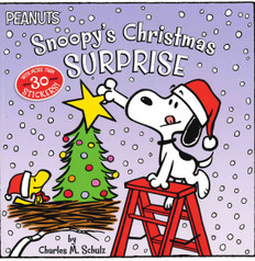 Snoopy's Christmas Surprise (Paperback)-Clearance Book/Non-Returnable