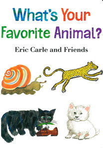 What's Your Favorite Animal (Board Book)
