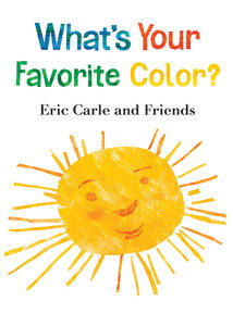 What's Your Favorite Color? (Board Book)