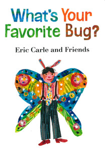 What's Your Favorite Bug? (Board Book)