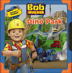 Dino Park: Bob The Builder (Paperback)-Clearance Book/Non-Returnable