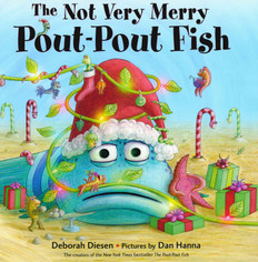 The Not Very Merry Pout-Pout Fish (Hardcover)
