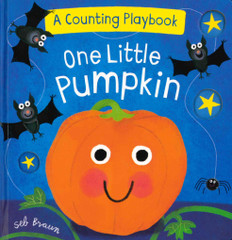 One Little Pumpkin: A Counting Playbook (Board Book )