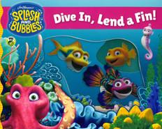 Dive In, Lend a Fin! (Board Book)