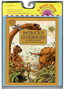 Patrick's Dinosaurs (Paperback and CD)