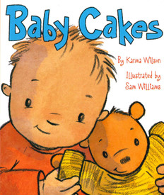 Baby Cakes (Board Book)