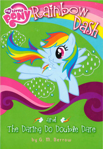 Rainbow Dash and the Daring Do Double Dare: My Little Pony (Paperback)