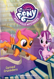 Cursed Crusaders: My Little Pony Ponyville Mysteries (Paperback)