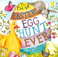 The Best Easter Egg Hunt Ever (Paperback)