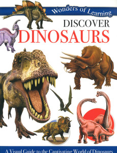 Discover Dinosaurs: Wonders of Learning (Paperback)