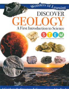 Discover Geology: Wonders of Learning (Paperback)