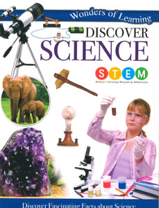 Discover Science: Wonders of Learning (Paperback)