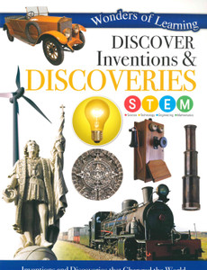 Discover Inventions & Discoveries: Wonders of Learning (Paperback)