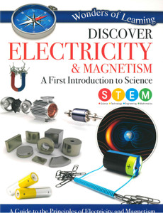 Discover Electricity & Magnetism:  Wonders of Learning (Paperback)