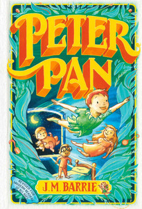 Peter Pan (Hardcover)-Clearance Book/Non-Returnable