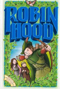 Robin Hood (Hardcover)-Clearance Book/Non-Returnable