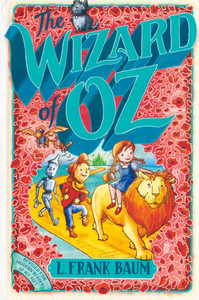 The Wizard of OZ (Hardcover)-Clearance Book/Non-Returnable