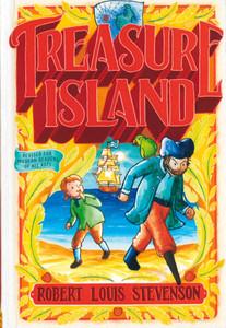 Treasure Island (Hardcover)-Clearance Book/Non-Returnable
