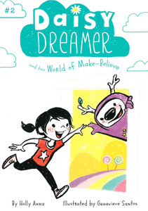 Daisy Dreamer and the World of Make-Believe (Paperback)-Clearance Book/Non-Returnable
