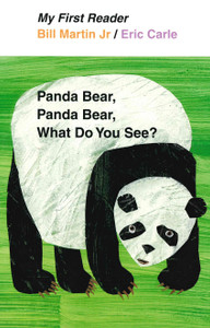 Panda Bear, Panda Bear, What Do You See? (My First Reader)-Clearance Book/Non-Returnable