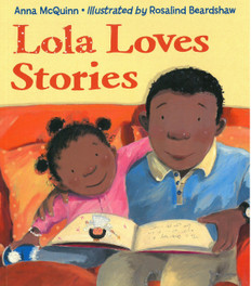 Lola Loves Stories (Paperback)-Clearance Book/Non-Returnable