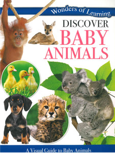 Discover Baby Animals: Wonders of Learning (Paperback)-Clearance Book/Non-Returnable