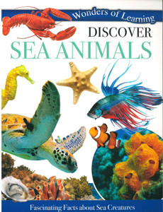 Discover Sea Animals: Wonders of Learning (Paperback)