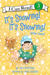 It's Snowing! It's Snowing!: Winter Poems (I Can Read Level 3) (Paperback)