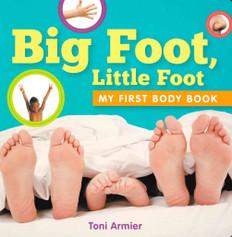 Big Foot, Little Foot (Board Book)