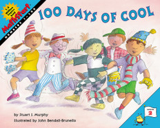 100 Days of Cool:  Mathstart 2 (Paperback)-Clearance Book/Non-Returnable